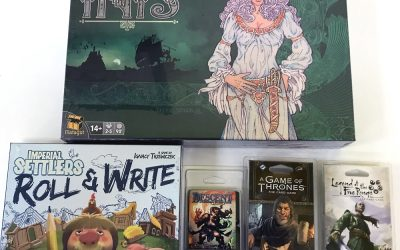 It's Thursday and That Means New Games!