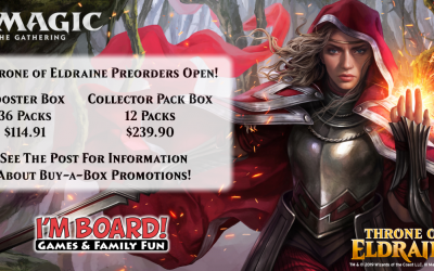 MtG Throne of Eldraine Preorders – Everything You Need to Know