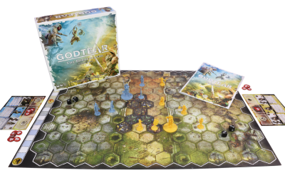 Preorder Godtear Products Now at 10% Off and Be Ready for the December 6 Launch Day!