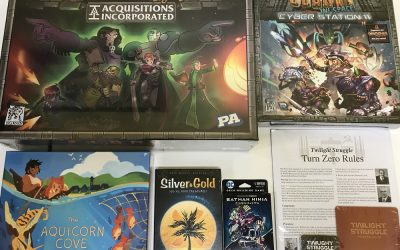 New Games For Your Wednesday!