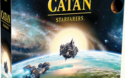 12 Sales 'til Christmas for Sunday, Dec 15 features Catan: Starfarers at 20% Off! But you need the secret phrase!