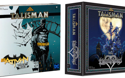12 Sales 'til Christmas for Monday, Dec 16 features special editions of Talisman at 20% Off! But you need the secret phrase!